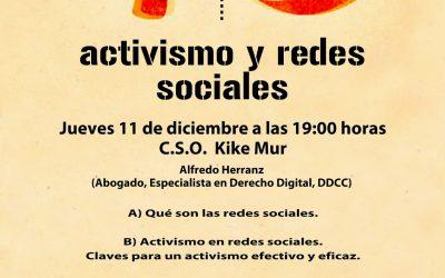 Presentación Red Solidaria Antirepresiva