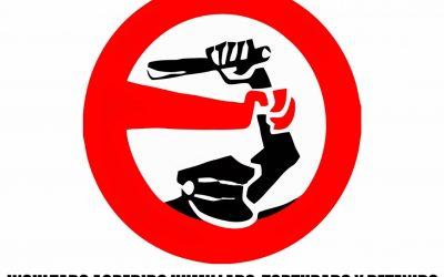 Sancionar con multas administrativas las manifestaciones pacíficas viola los derechos humanos