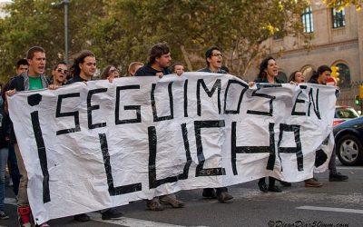 …Y lo que nos queda por pelear.  2 años de trabajo contra la represión de la protesta en Zaragoza.  Añadido enlace para Descarga del Dossier