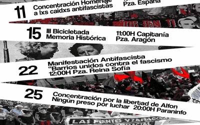 Desahucio en Zaragoza.