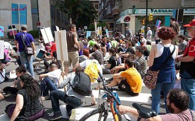 Burorrepresión: la criminalización de la protesta ciudadana. 26 de Mayo, otro capítulo.