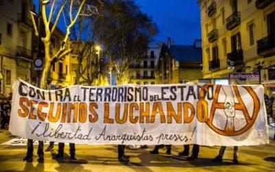 Operación Piñata: Campaña de envío de faxes a Instituciones Penitenciarias