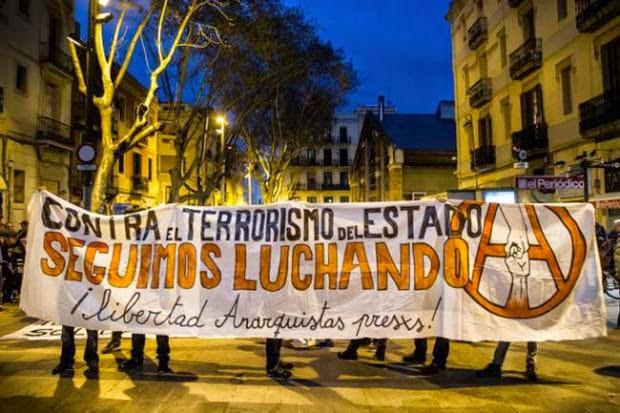 Manifestacion Operación Piñata