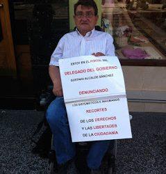 Después de la detención del pasado Miércoles, Antonio Aramayona declara ante el Juzgado de Guardia hoy a las 18 h.