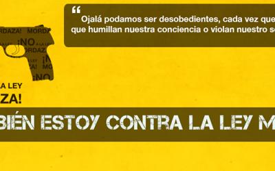 Actualizamos: Zaragoza, mordazas y amenazas.