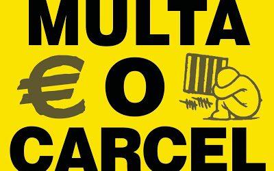 Apoya a las personas detenidas por Gamonal.  Juicio en Zaragoza: 18 de Junio.