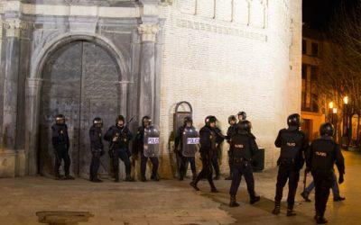 Un caso de detención ilegal y tortura: relato de lo sucedido 21 de Marzo de 2014 en la Plaza de la Madalena.