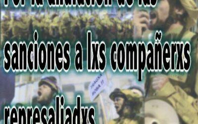 En Aragón, Ley Mordaza pura y dura: 2600 € por realizar una concentración