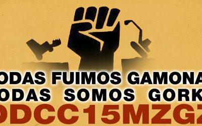 3.000€ por comunicar la concentración en apoyo a #Gamonal