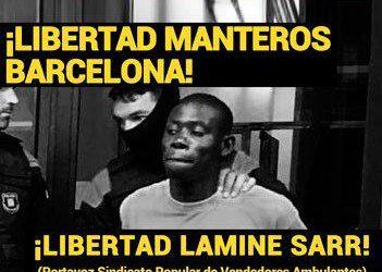 No callar ante la injusticia: #LibertadManteros.  En Zgza. Jueves, 4 de Agosto, a las 20 h. Pza. de España.