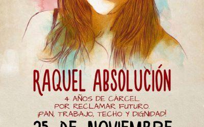Pza. España.El Juicio contra Raquel Tenías será el 25 de Noviembre.