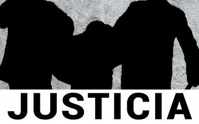 8 de Noviembre. Concentración para pedir Justicia para Miguel Ángel Fernández.