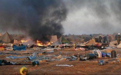 """""""Marruecos ocupa ilegalmente el Sahara. No tiene legitimidad para juzgar lo que sucedió en Gdeim Izik"""""""